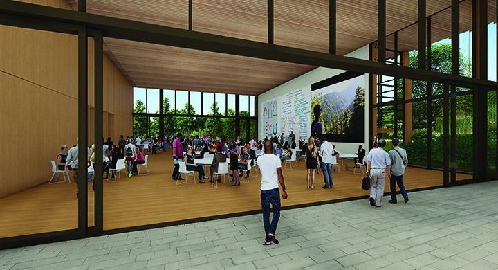 Contemplative Commons Building Announced