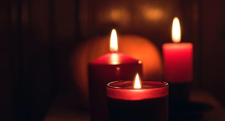 Candlelight Restorative Yoga - Clemons
