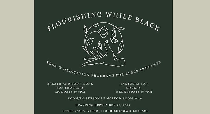 Flourishing While Black