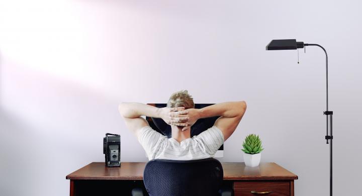 Desk Yoga - Clemons