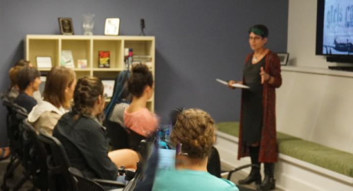 LeeRay Costa Events — Talk: A Contemplative Feminist Approach to Teaching about Race & Whiteness; Workshop: Beloved Community & Social Justice in the College Classroom