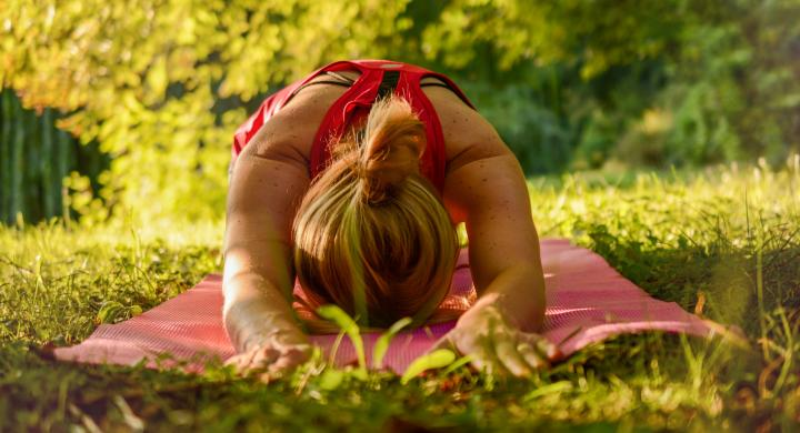 Yoga for Earth Week: Connecting to the Earth Within