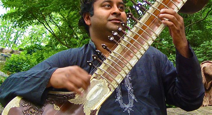An Afternoon of Contemplative Classical Indian Music