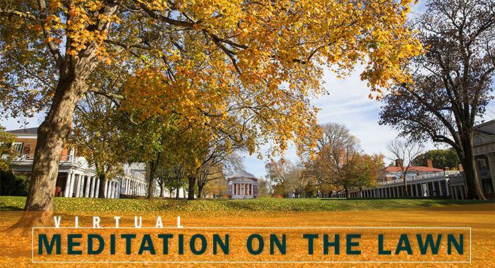 Weekly Virtual Meditation on the Lawn