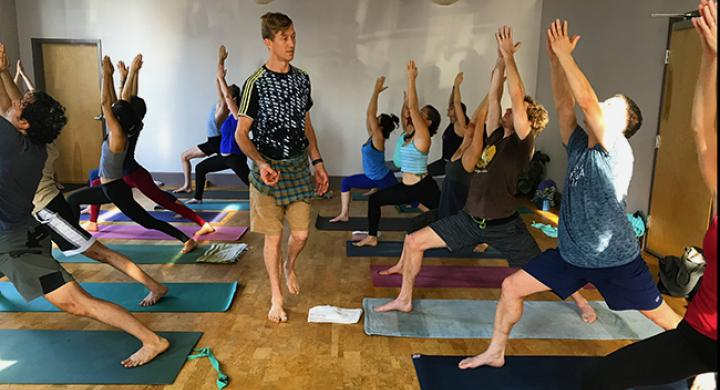4-Session Intro to Ashtanga Yoga Course - Session II