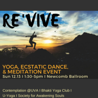 Revive Yoga Event