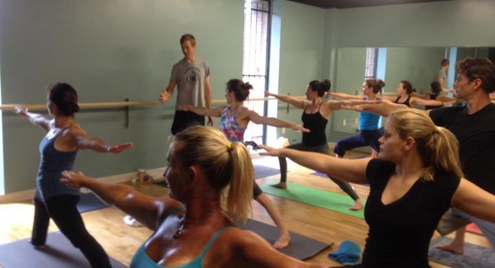 FREE Yoga Workshops with John Bultman