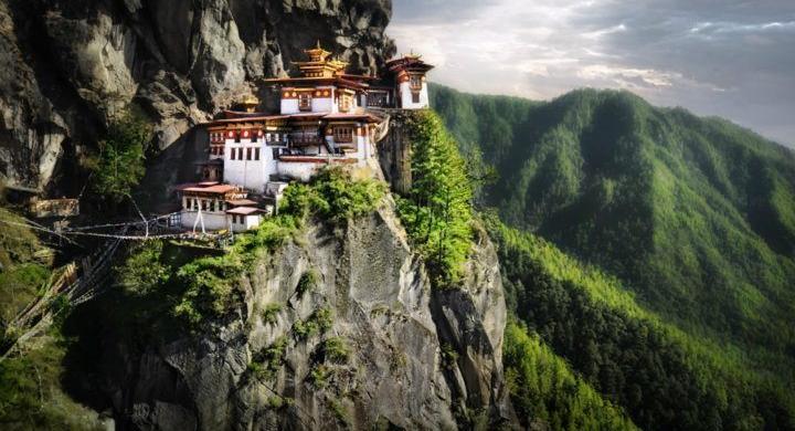 Fall 2016: UVA in Bhutan