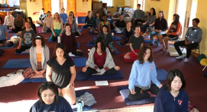 Serenity Ridge Meditation Retreat 2017 Spring