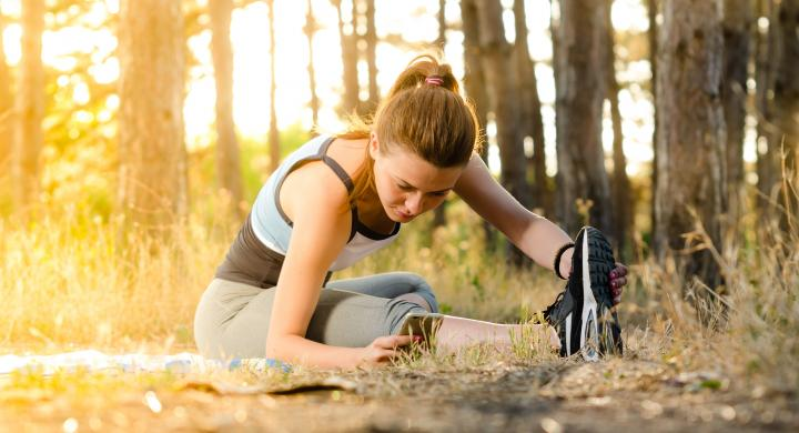 Yoga for Stress Relief - Clemons