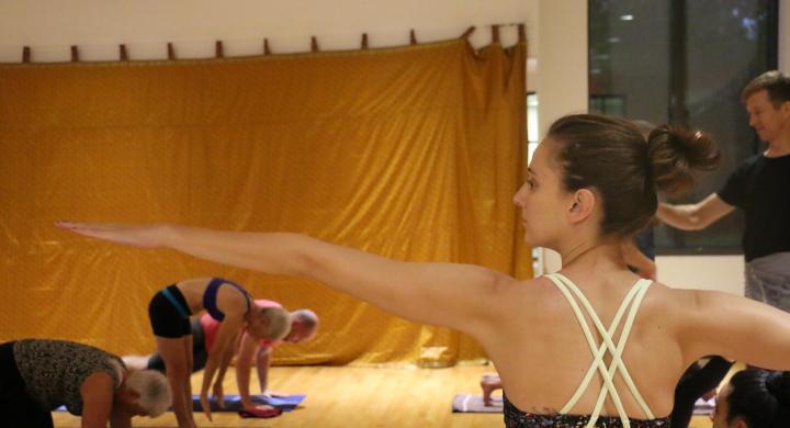 Yoga Spring 2019