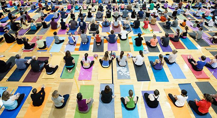 Yoga Spring 2018