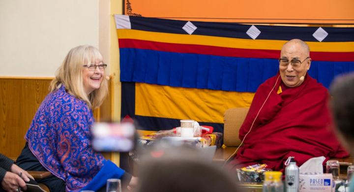 Tish Jennings' Dialogue With the Dalai Lama: A 15-Year Journey in Mindfulness and Education