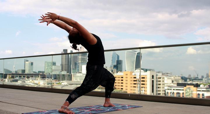 Clemons Room 220 Yoga Workshop Series - Flow and Myofascial Release