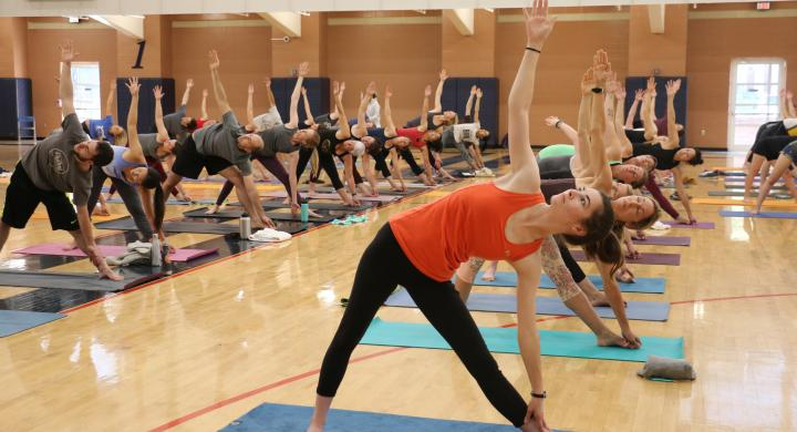 Spring 2020 Yoga