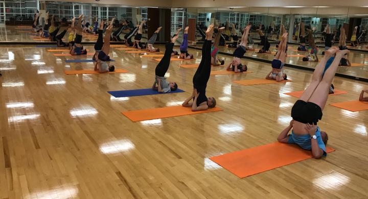 Fall 2017 : Yoga - KINE 1410-3