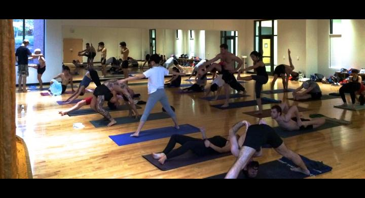 Mysore  (Individually catered Ashtanga yoga series within a group setting)