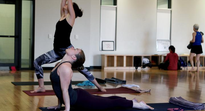 Yoga for Focus - Clemons