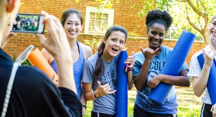 UVA Orientation for First-Year Families