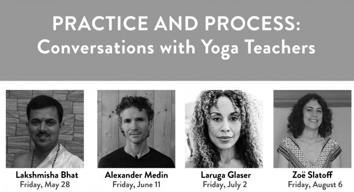 Intimate Conversations with Global Yoga Experts
