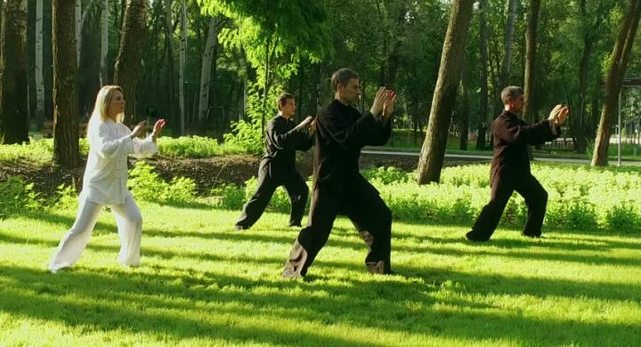 T'ai Chi Wednesdays in the Garden—Summer 2019