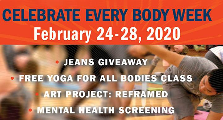Celebrate Every Body Week is 2.24-28!