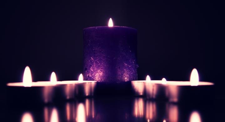 Candlelight Restorative Yoga