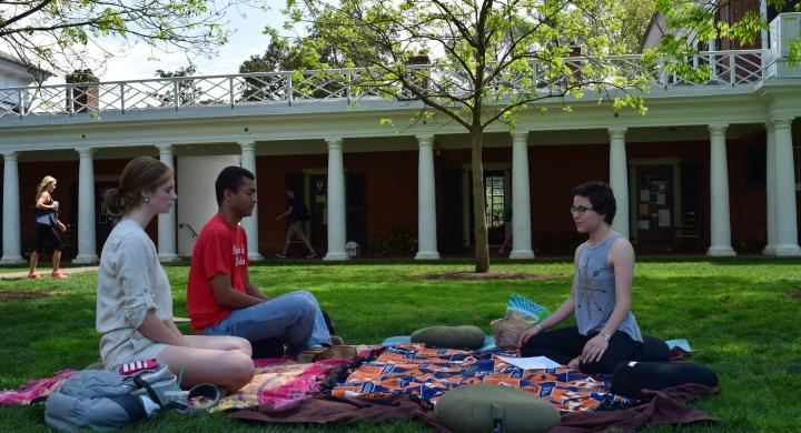 Summer Meditation Series