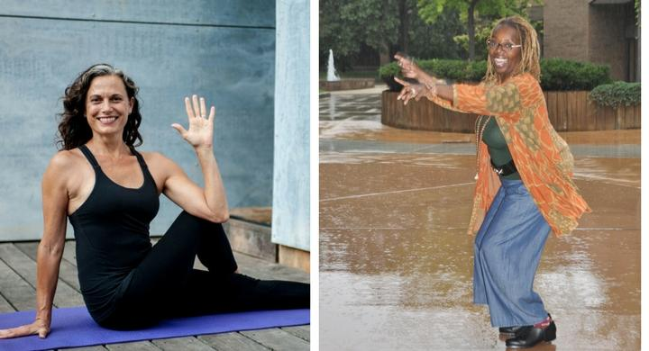 Tapping Into Yoga Workshop